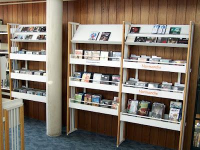 LE PETIT-QUEVILLY. Point central de la culture, la bibliothèque François Truffaut est également à la pointe de la technologie.