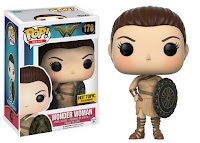 Amazonian Wonder Woman Pop!