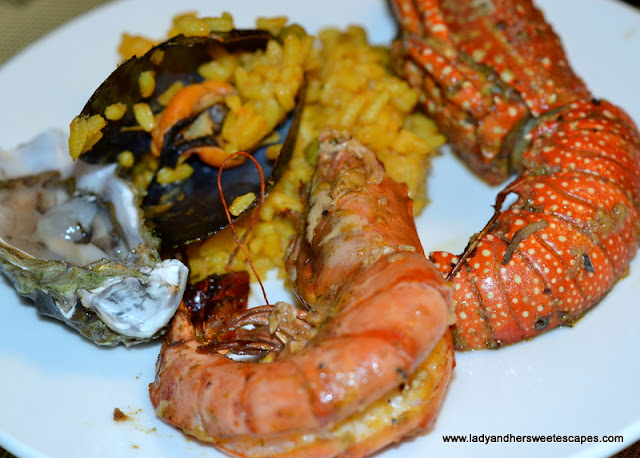 Seafood Night at Ginger in Park Rotana