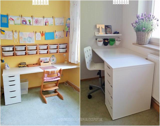 Wohngeschichten Unser Neues Kinderzimmer
