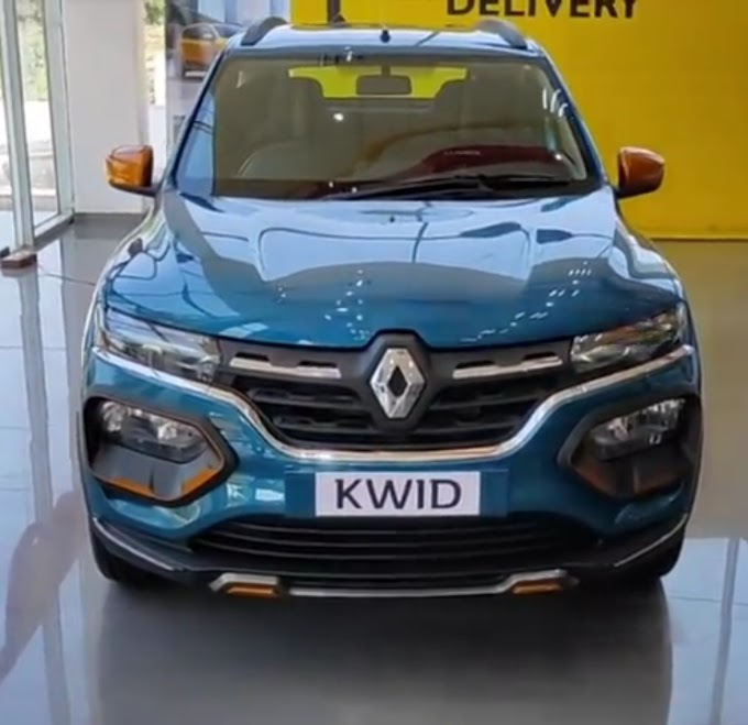 Renault Kwid-Renault's entry level hatchback