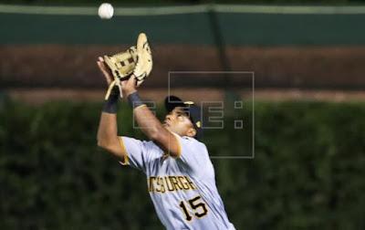 La MLB suspenden 80 juegos a Pablo Reyes, de los Piratas, tras dar positivo