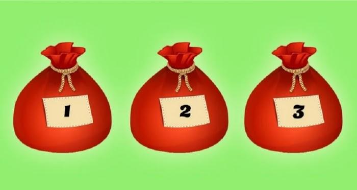Выберите мешок и узнайте, какие изменения ждут вас в ближайшее время