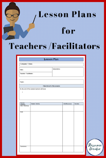 https://www.teacherspayteachers.com/Product/Lesson-Plan-Templates-and-Examples-Editable-4318368