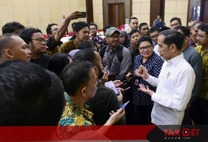 Presiden Jokowi Sampaikan Komposisi Kandidat Dewan Pengawas KPK