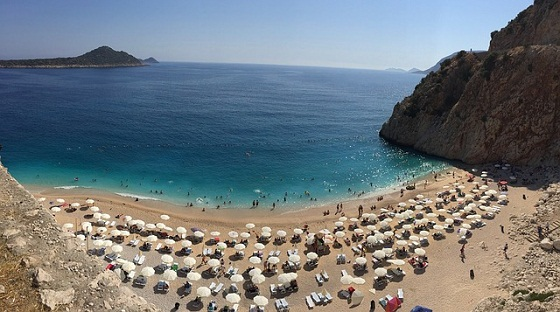 best beaches in turkey