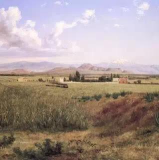 художнике пейзажисте Хосе Мария Веласко