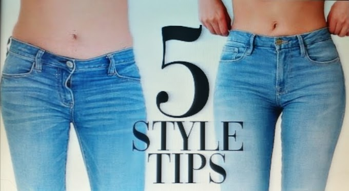 5 Style Tips EVERY Girl Should Know