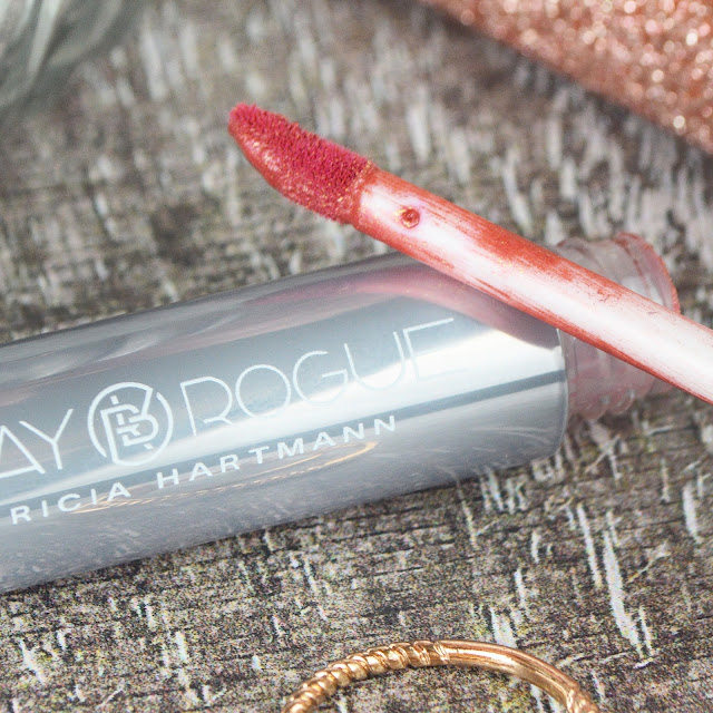 Runway Rogue's brand new Pearl Glam Liquid Lipsticks in Soft Box and Day Rate, Lovelaughslipstick Blog Review