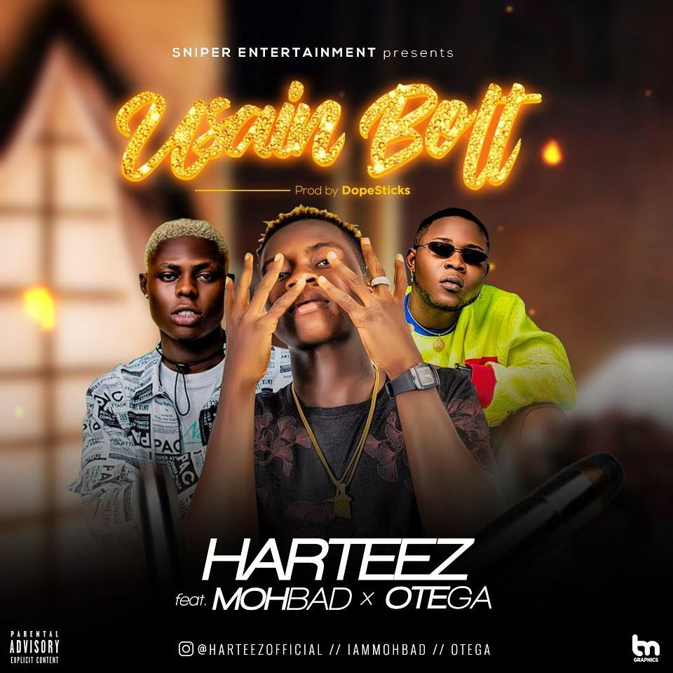 Harteez Usain Bolt Ft Mohbad x Otega mp3 download
