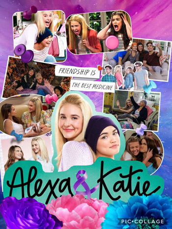 Alexa and Katie 2019 S02 Dual Audio ORG Hindi Complete Web Series WEB-DL 800MB