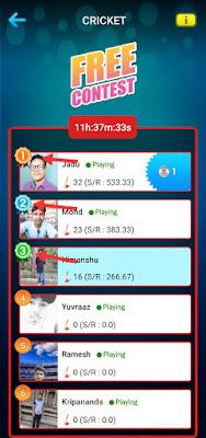 Check ranking