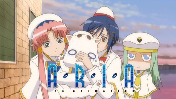 Anime gnre slice of lice terbaik sepanjang masa - Aria