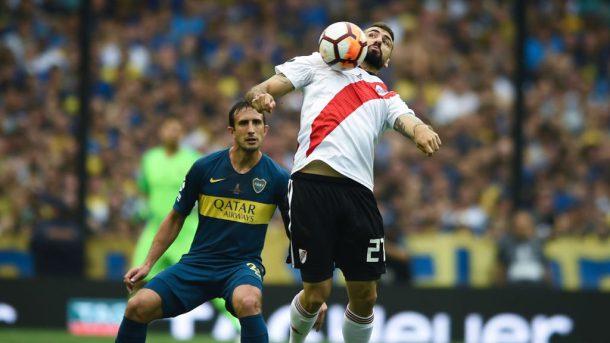 Copa Libertadores Final: Boca Juniors And River Plate Draw 2-2 In First Leg