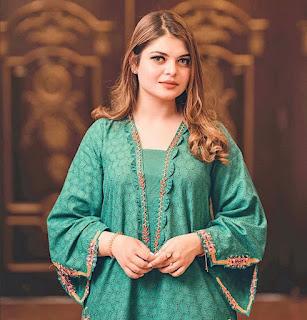 beautiful seemal rehan pakistani insta model