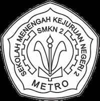 Logo SMK Negeri 2 Metro