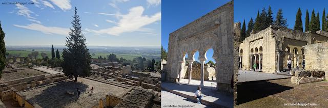 Viaje a Córdoba: Medina Azahara