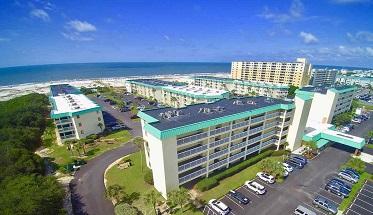 Gulf Shores AL Condo For Sale at Plantation Palms