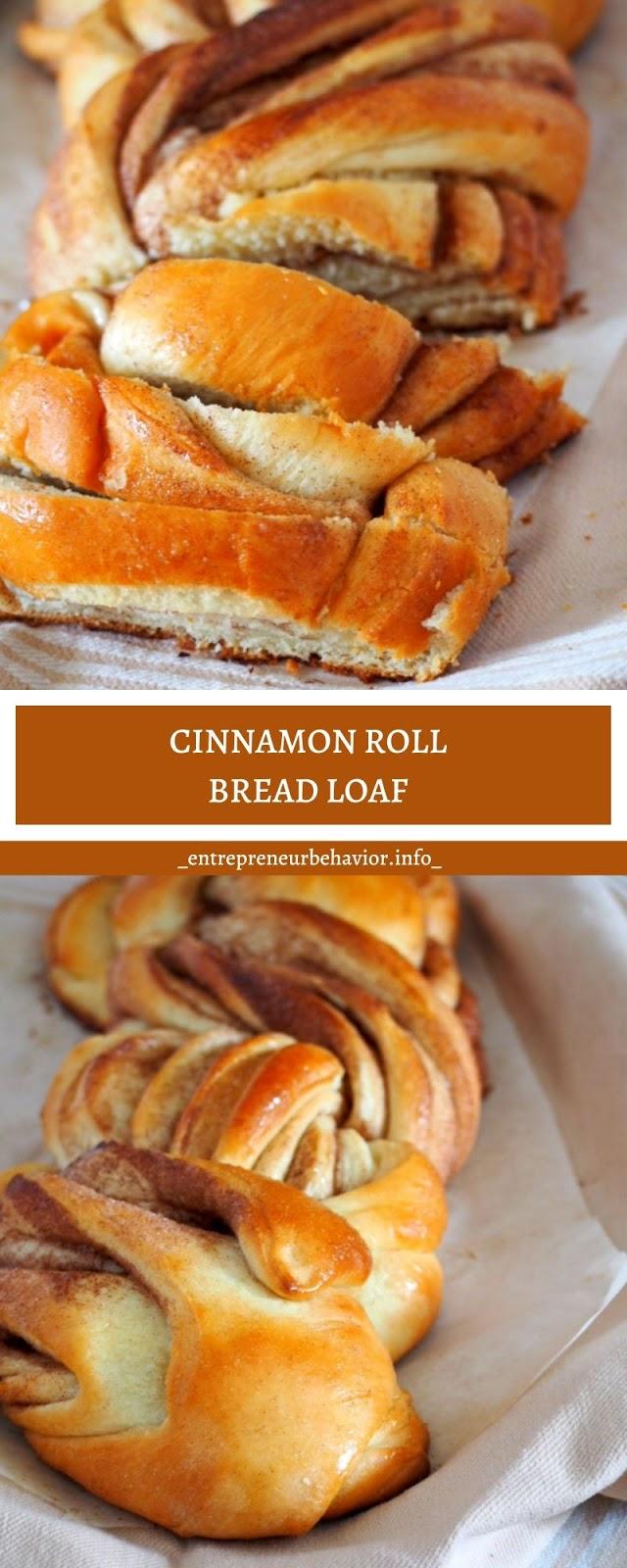 CINNAMON ROLL BREAD LOAF