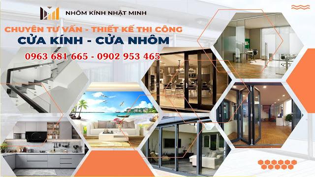 Công ty Nhôm Kính Tại Quảng Ninh