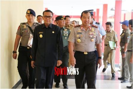 Gubernur Sulsel, Yakin Pilpres dan Pileg 2019 Aman dan Sukses