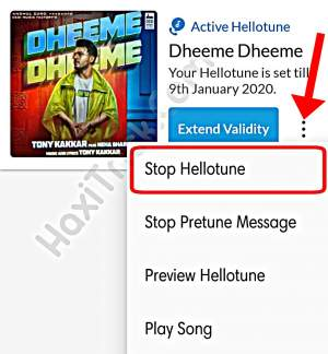 How to Deactivate or Stop Caller Tune in Airtel Sim - Using Wynk Music App