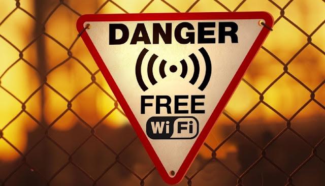 Tips dan Trik Internetan Lebih Aman di Wifi Gratisan Atau Wifi Public