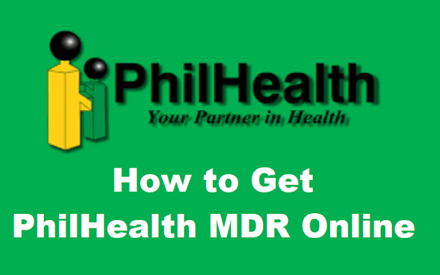 How to Get PhilHealth Member Data Record (MDR) Online