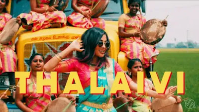 Thalaivi Lyrics   Vidya Vox