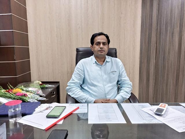 Additional Commissioner Vipin Paliwal