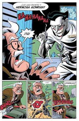 Review del cómic Batman: Amor Loco y otras Historias de Bruce Timm y de Paul Dini - ECC Ediciones