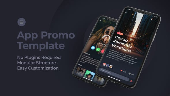 Mobile App Promo[Videohive][After Effects][28879284]