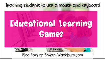Tip #3 Use Educational Learning Games