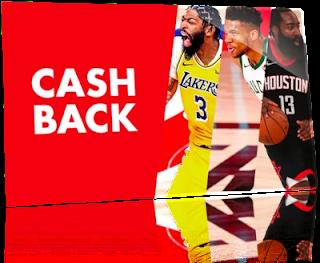 circus cash back NBA vuelve 19-26 diciembre 2020