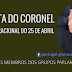 A carta do Coronel - Operacional do 25 de Abril
