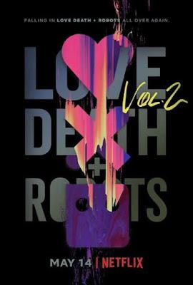 Love, Death & Robots S02 Dual Audio [Hindi 5.1ch – English 5.1ch] WEB Series 720p HDRip ESub x264