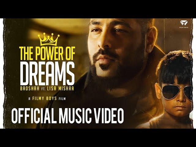 THE POWER OF DREAMS SONG LYRICS - Badshah ft. Lisa Mishra Lurics Planet