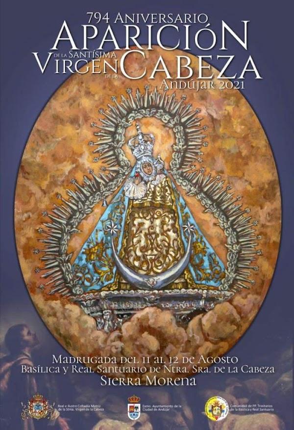 Así es el Cartel del 794 Aniversario de la Aparición de la Virgen de la Cabeza