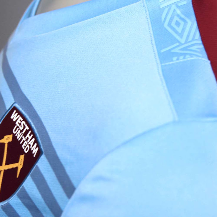West Ham 19-20 Home & Away Kits Released - Footy Headlines