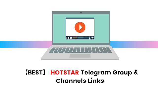 Hotstar Telegram Channels & Group Links