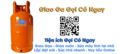 Dịch vụ giao gas nhanh