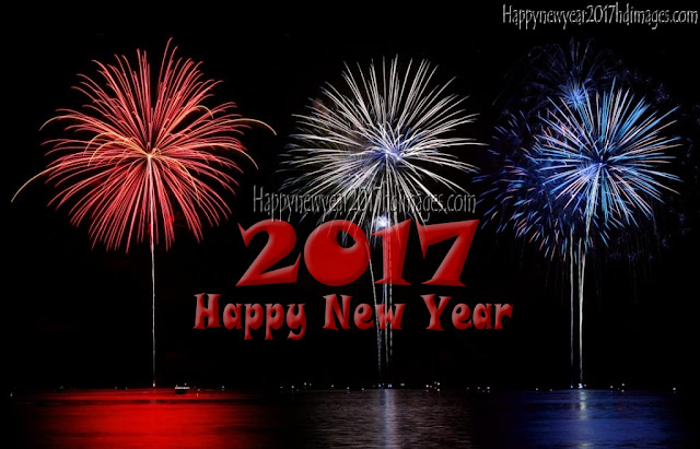 New Year 2017 Fireworks HD Pictures Download Free For Desktop