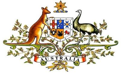 Lambang Negara Australia