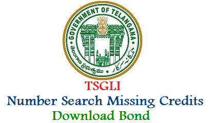 TSGLI Policy Details Search Missing Credits and Bond Download Online @tsgli.telangana.gov.in  Telangana State Government Life Insurance Policy Details Search Bond Download at official website http://tsgli.telangana.gov.in/. Here is the clear process to Logon to the website and get Details about your Policy Number Search, Check Annual Account Missing Credits Download TSGLI Bonds as pdf from official website tsgli.telangana.gov.in.  tsgli-policy-details-search-missing-credits-download-bond-related-forms-tsgli.telangana.gov.in
