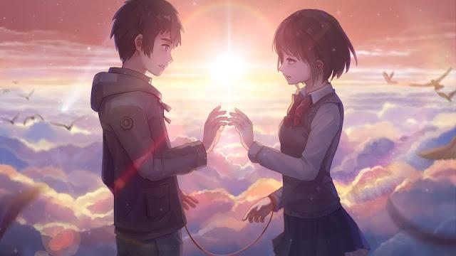 Casal Apaixonados Juntos para Sempre