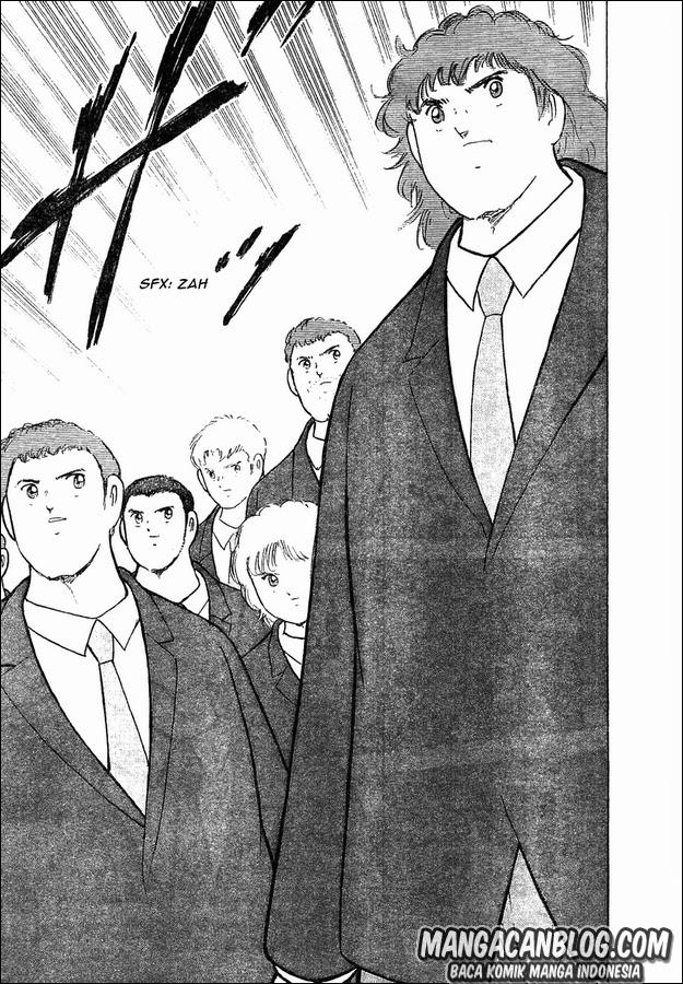 Captain Tsubasa – Rising Sun Chapter 08-4