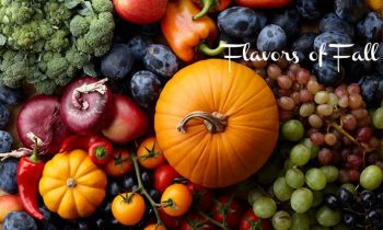 Flavors of Fall banner