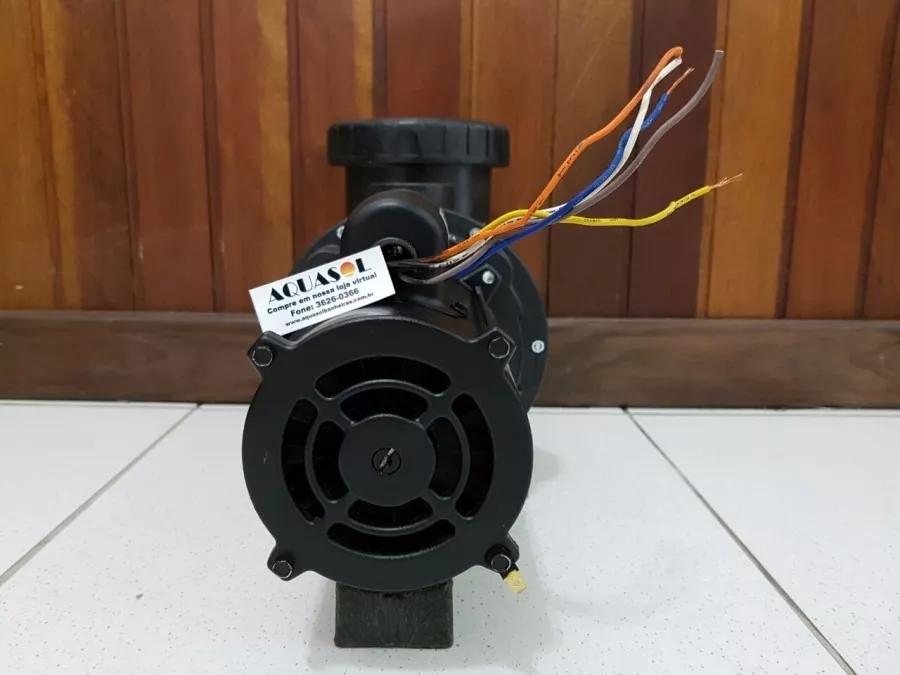 Piscina online motor de 3 4 cv jacuzzi monof sico em for Motor piscina 0 5 cv