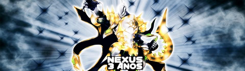 Yu-Gi-Oh Nexus - Recrutamento: (Spoiler Completo!) Legacy of