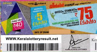 Kerala Lottary Win Win : www.keralalottery.org